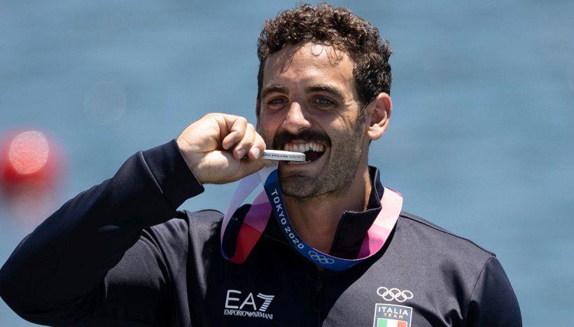 Olimpiadi: Manfredi Rizza, l'ingegnere d'argento della canoa