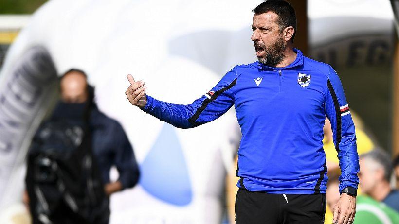 """Sampdoria, D'Aversa: """"Mi aspetto una trasferta insidiosa"""""""