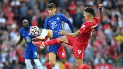 Liverpool-Chelsea 1-1: pari ad Anfield