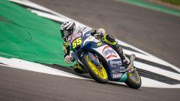 Moto3, Romano Fenati in Pole a Misano