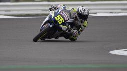 Moto3, GP Gran Bretagna: Romano Fenati in pole