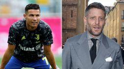 """Juve: """"Poco rispettoso"""", il tweet di Lapo su Ronaldo infiamma il web"""