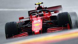 F1, terze libere Spa: Verstappen davanti, male le Ferrari