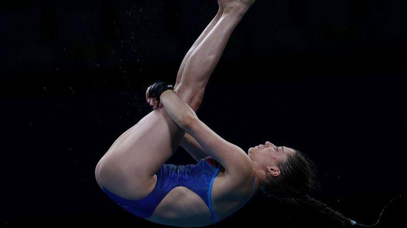 Tuffi, termina l'Olimpiade di Sarah Jodoin di Maria: niente finale