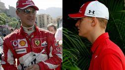 """F1, Schumacher: """"Mick come papà Schumi"""", il paragone scuote il circus"""