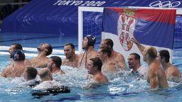 Tokyo 2020, pallanuoto maschile: la Serbia si conferma campione. Pochi rimpianti per l'Italia