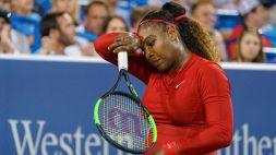 "Us Open, Serena Williams dà forfait: ""Mi mancheranno i tifosi"""