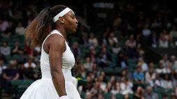 Tennis, Serena Williams dà forfait per Cincinnati
