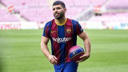 Aguero, spunta una clausola pro-Barcellona