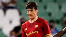 """Roma, Shomurodov: """"Posso giocare con Abraham"""""""