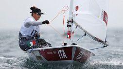 Tokyo 2020, nella vela anche Silvia Zennaro squalificata