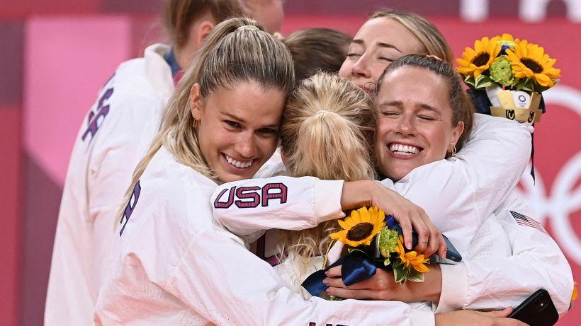 Tokyo 2020, pallavolo femminile: la prima volta degli Usa nel torneo delle tante deluse