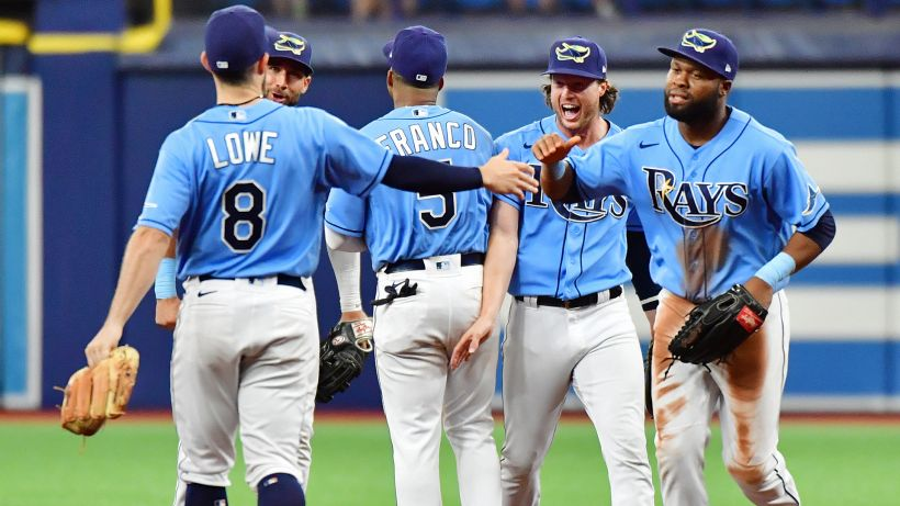 MLB: Tampa Bay aggancia Houston in vetta