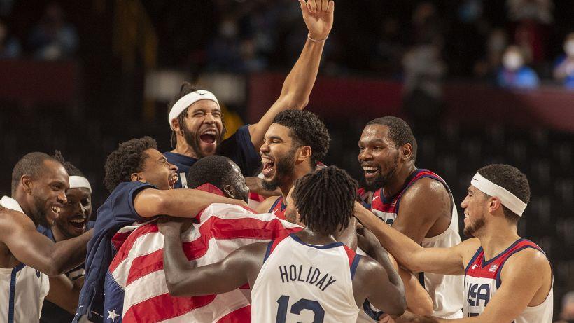 Tokyo 2020, basket: Team Usa ancora d'oro. Francia, Australia e Italia rivelazioni