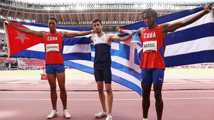 Salto in lungo, oro al greco Tentoglou. Randazzo è sesto