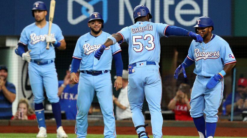 MLB: Texas e Chicago a valanga