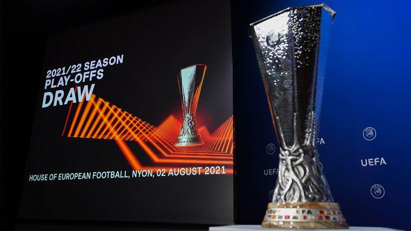 Europa League, sorteggiati i Play-off