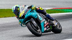 "Motogp, Rossi: ""Nel GP d'Austria voglio lottare per la Top-10"""