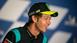 Ritiro Valentino Rossi: la reazione dei colleghi e della MotoGp