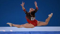 Vanessa Ferrari meravigliosa: è argento olimpico sulle note di Bocelli