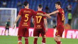"""Vina e Shomurodov: """"Vogliamo vincere trofei con la Roma"""""""