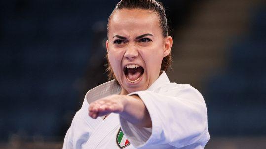 Tokyo 2020: Viviana Bottaro subito di bronzo all'esordio del karate