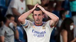 Nuovo infortunio per Bale: salta la sfida con l'Inter