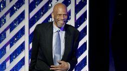 NBA: Kareem Abdul-Jabbar dice la sua sulla questione GOAT