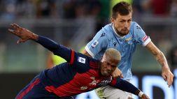Lazio-Cagliari 2-2: Mazzarri ferma Sarri, le pagelle
