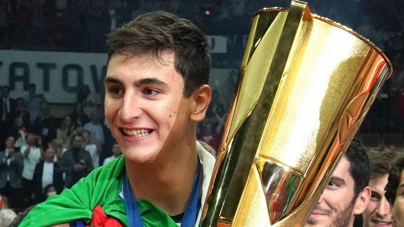 Volley, Michieletto farà anche i Mondiali U21