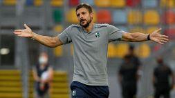 Sassuolo battuto 2-0 in amichevole dalla Cremonese