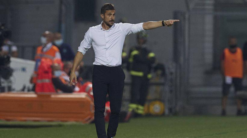 """Sassuolo, Dionisi: """"Contro l'Atalanta possiamo fare la nostra partita"""""""