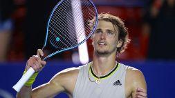 """US Open, Zverev: """"Sinner ha fame, sarà un match interessante"""""""