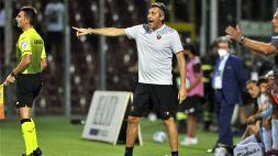 Serie B, Reggina: Aglietti presenta il match contro il Frosinone