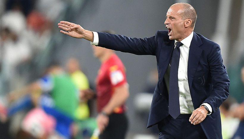 I tifosi della Juve danno la colpa ad Allegri: Se succede è colpa tua