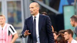 Crisi Juventus, Max Allegri rivede gli obiettivi e fa un annuncio