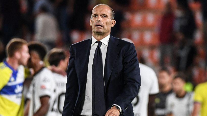 La Juve vince a fatica, Max Allegri striglia due giocatori