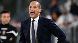 """Juventus terzultima, Allegri sfoga la sua rabbia: """"Non esiste"""""""