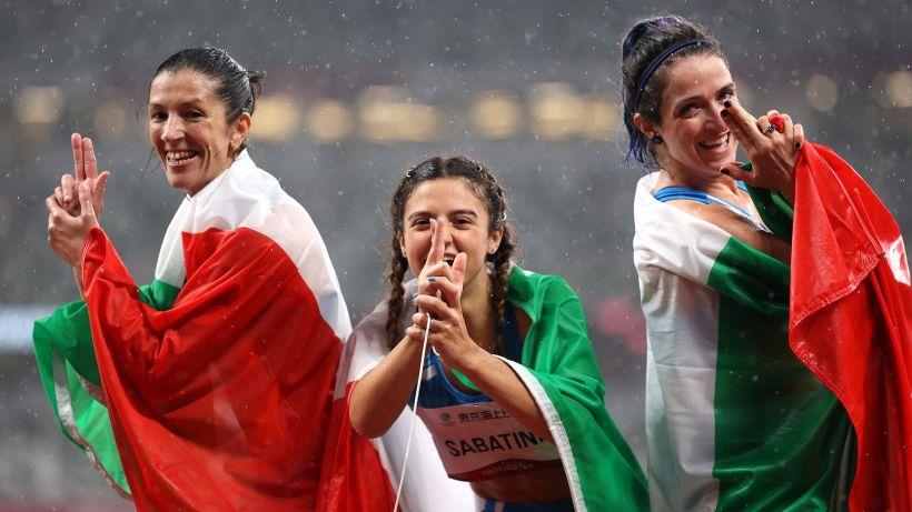 Paralimpiadi Tokyo 2020, l'Italia chiude con 69 medaglie