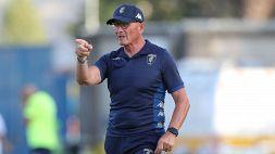 """Empoli, Andreazzoli: """"Giochiamo contro una squadra più forte"""""""