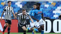 """Anguissa, il ct del Camerun avvisa il Napoli: """"Andrà in Coppa d'Africa"""""""
