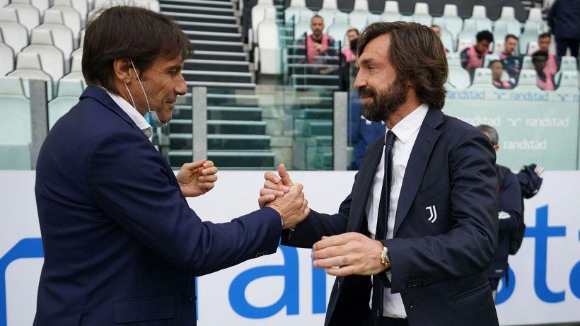 Conte, Pirlo e Zidane: tecnici in cerca di una sfida vincente
