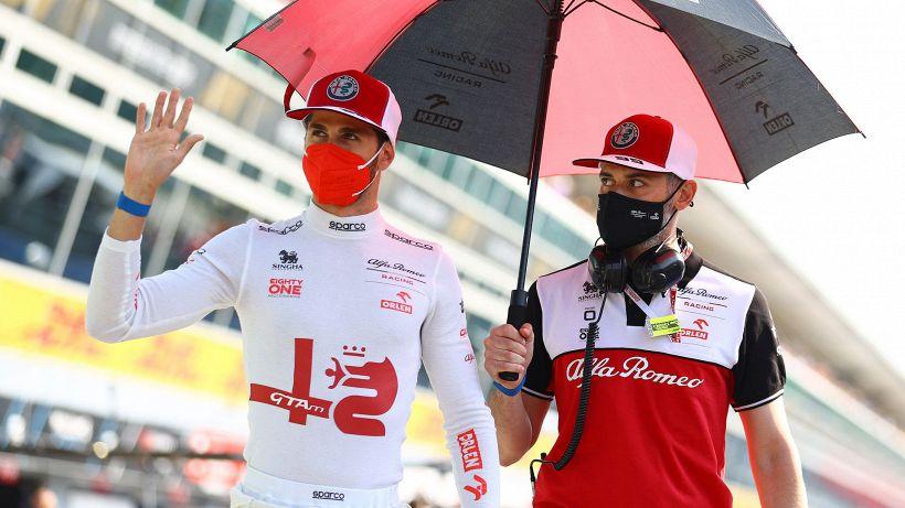 F1, Mattia Binotto e il problema Giovinazzi in Alfa Romeo