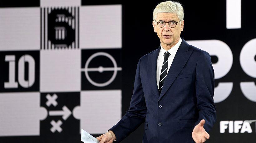 """Wenger: """"Fuorigioco automatizzato nel 2022"""""""
