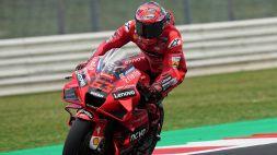MotoGP, test a Misano: Bagnaia è ancora il più veloce