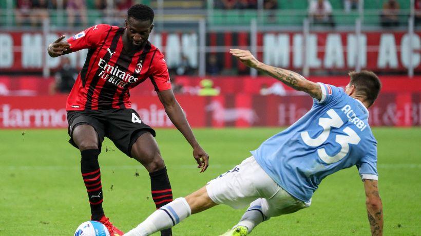 Milan-Lazio, scoppia il caso: possibile reclamo rossonero