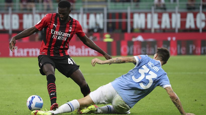 "Milan-Lazio, Bakayoko sui cori razzisti: ""Fiero della nostra pelle"""