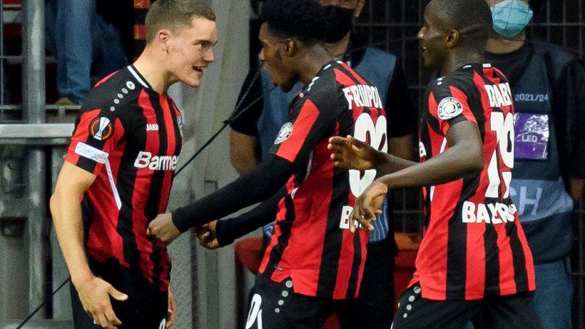 Europa League: Betis e Bayer Leverkusen in rimonta, vince il Monaco