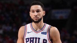NBA, due opzioni per Ben Simmons