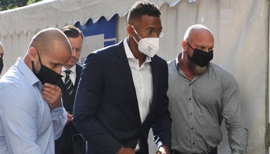 Jerome Boateng condannato per aver aggredito l'ex: la sua storia